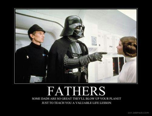 Darth Fathers Day